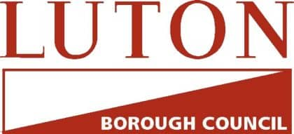 luton council logo