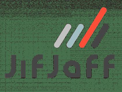 jifjaff logo