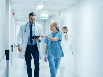 data accuracy in healthcare